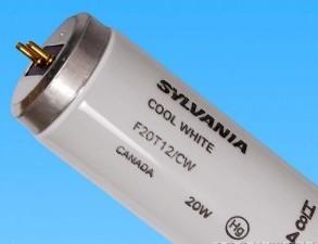 CWF灯管 SYLVANIA F20T12/CW USA&CANADA 60cm