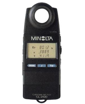 CL-200色温照度计