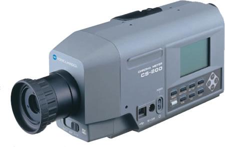 色彩辉度仪CS-200