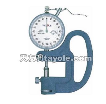 日本得乐SM-1201精密型测厚表
